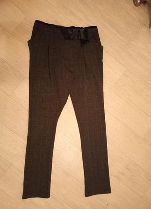 Теплые брюки штаны