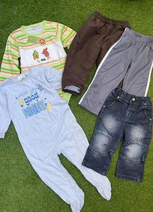 Одежда для мальчика 86/92 см