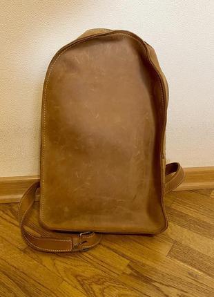 Кожаный рюкзак baglet