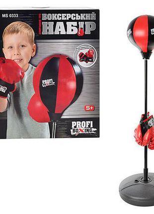 Боксерский набор profi boxing