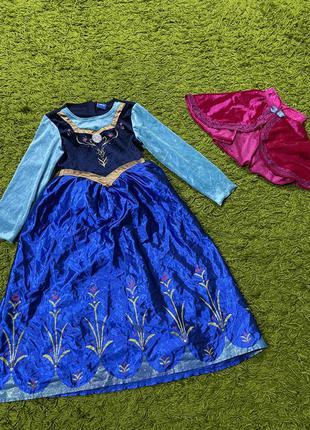 Платье анна на7-8лет