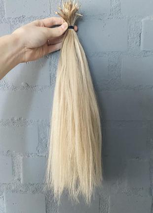 Славянка 38 см волосы для наращивания