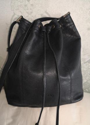 Шикарная большая кожаная сумка marc picard👜👜👜🔥🌹🌷