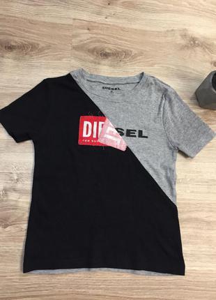 Оригинальная футболка от diesel