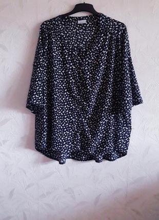 Легкая, дышащая рубашка из мягкой натуральной вискозы от jessica by c&a