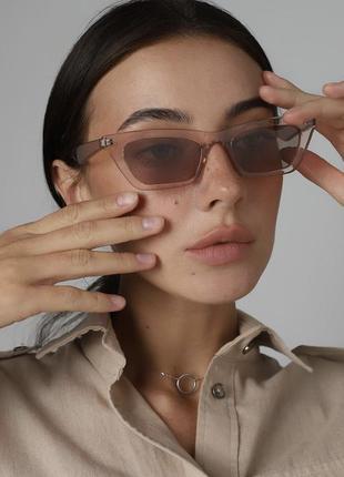 Солнцезащитные очки. имиджевые очки