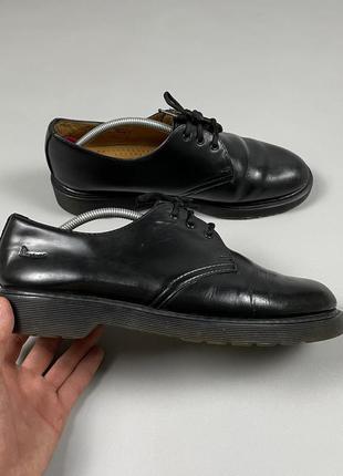 Мужские ботинки туфли dr. martens 1461