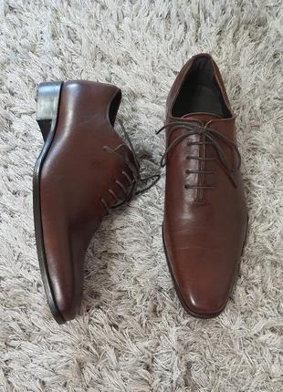 Туфлі santiago від minelli нат.шкіра р.41.