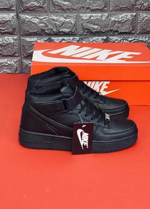Кроссовки nike air force демисезонные. много обуви!!!