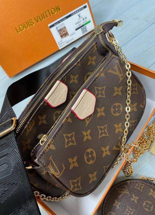 Брендовая сумка из эко кожи, качество люкс