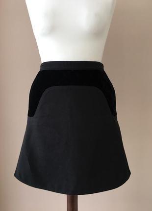 Брендовая юбка бренд marianna senchina  эксклюзив