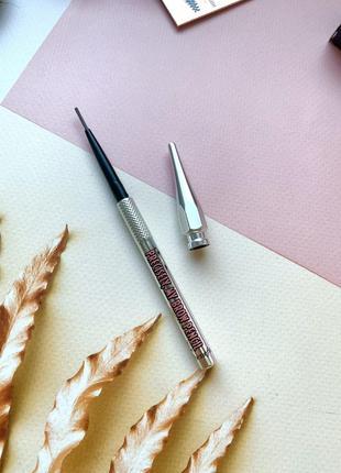 Карандаш для бровей benefit precisely, my brow pencil.