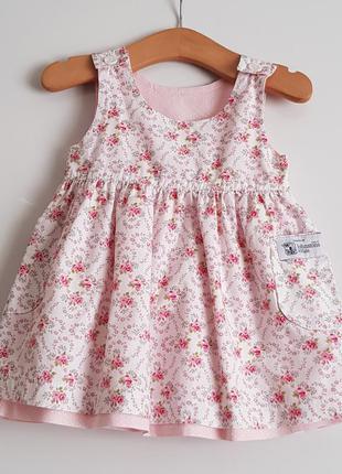 Двостороннє плаття шотландського  бренду johnstons of elgin
