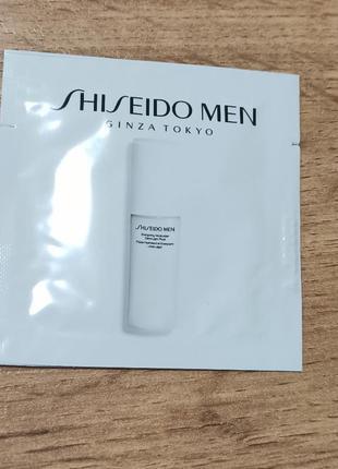Shiseido men флюид для лица energizing moisturizer extra light fluid
