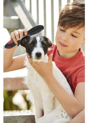 Новый! супер качественный набор для груминга собак и котов zoofari германия