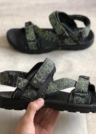 Jack wolfskin босоніжки сандалі оригінал