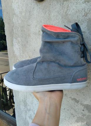 Adidas (оригинал) сапоги ботинки.