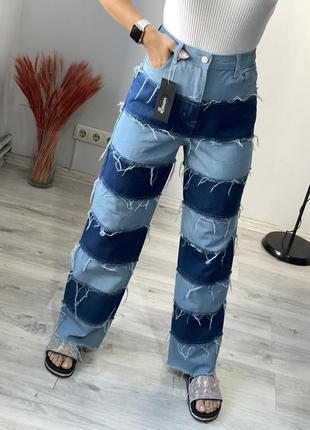 Крутые джинсы shein