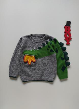 2-3 года, свитер nutmeg.