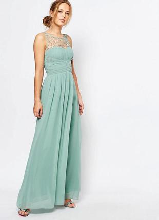 Платье/вечернее/коктейльное/шифоновое/для беременных/выпускное/сукня/расшитое/в пайетках