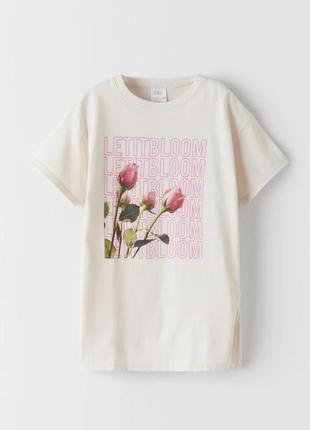 Плаття -футболка zara