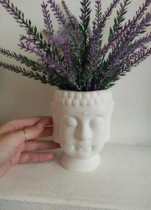 Ваза будды керамическая