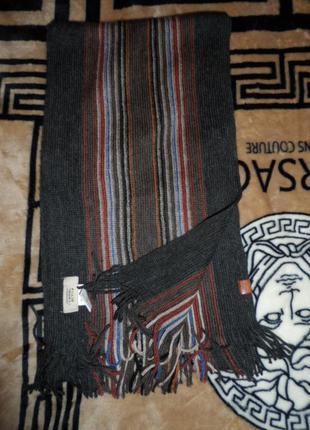 Camel active ,красивый шарф,полушерсть,как новый.