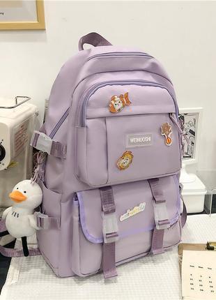 Рюкзак городской, школьный, спортивный