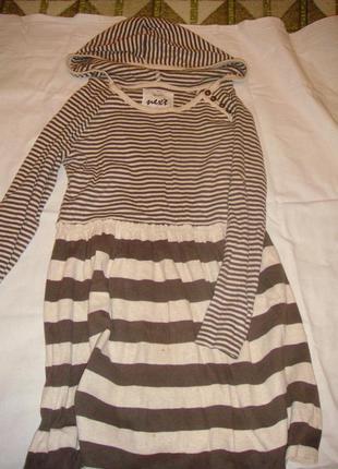 Платье туника теплое от next и мого других брендовых вещей