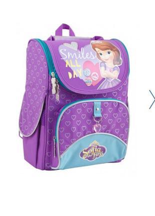 Рюкзак школьный каркасный 1 вересня