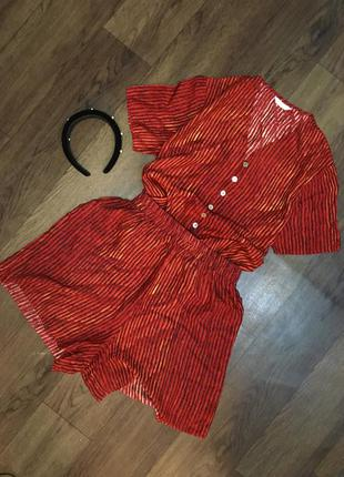Комплект костюм пижама набор george блуза и шорты