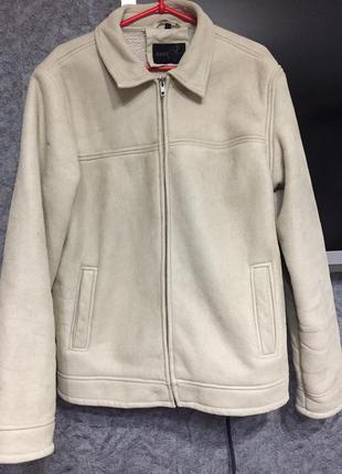 Куртка- дубленочка easy comfort