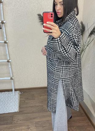Рубашка пальто пиджак жакет рубаха италия миди imperial