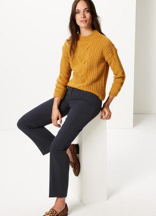 Класичні жіночі брюки marks & spencer