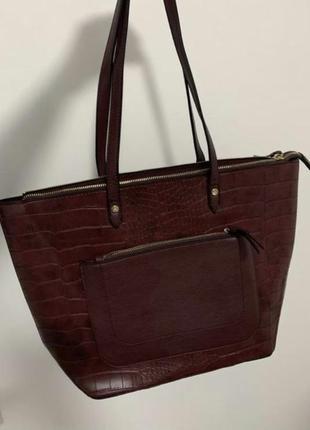 Большая вместительная сумка accessorize