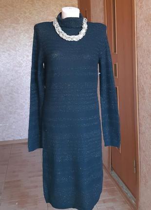 Интересное платье-свитер yessica(испания)