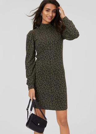 Интересное теплое платье yessica