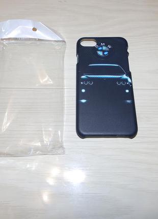 Чехол bmw iphone 7/8 дизайнерские чехлы