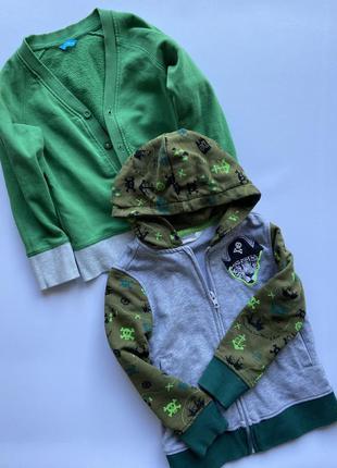 Набор кофт худи для мальчика в школу