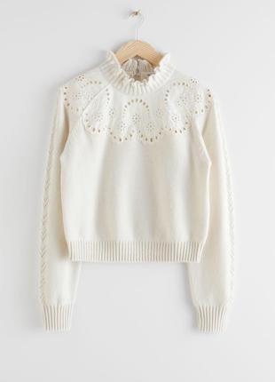 Крутой мягусенький свитер джемпер свитшот альпака оверсайз