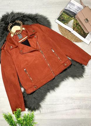 Очень красивая куртка косуха большого размера