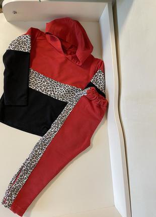 Спортивный костюм next трикотажный костюм h&m костюмчик в стиле zara