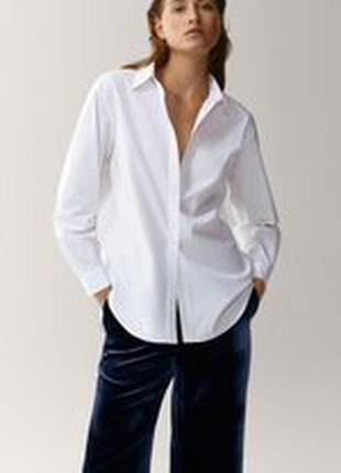 Идеальная белая рубашка бойфренда