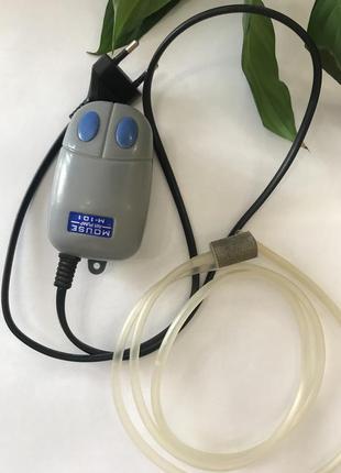 Компрессор для аквариуму kw zone mouse m-101