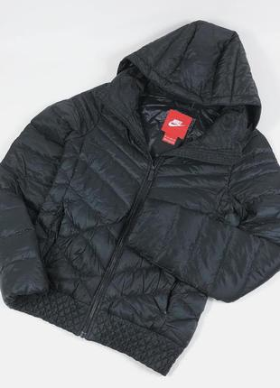 Стеганая куртка на пуху ветровка patagonia zne tech с лого парка синтепон бомбер