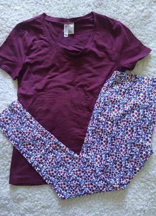 Комплект для дома, пижама h&m/ primark
