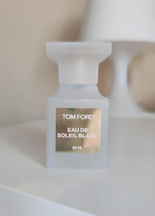 Tom ford eau de soleil blanc