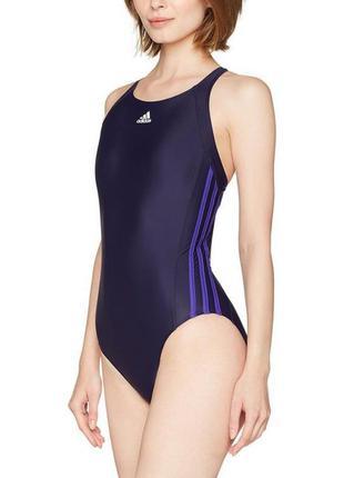 Спортивный купальник adidas для бассейна жiночий купальник