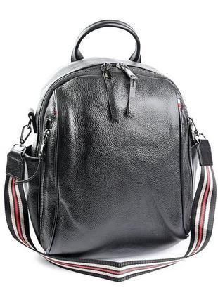В наличии женский кожаный рюкзак жіночий шкіряний портфель сумка кожаная