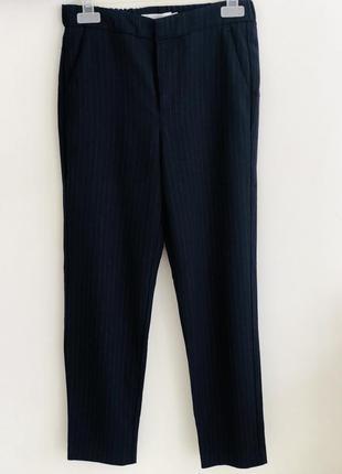 Класичні штани брюки р. 34 (s-m) h&m